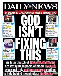 God front page