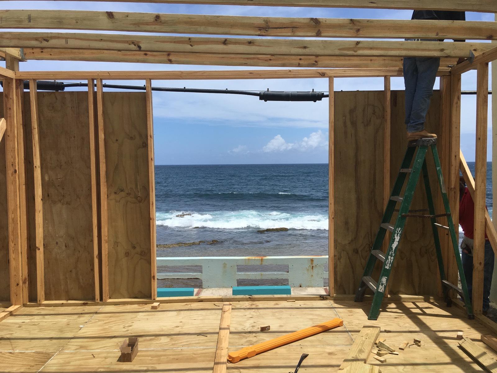 la perla seashore progress II
