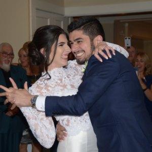tanya daniel wedding