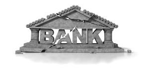 broken bank
