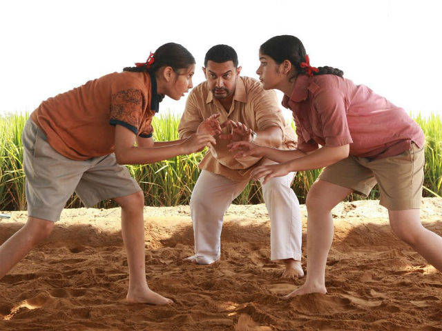 dangal girls training
